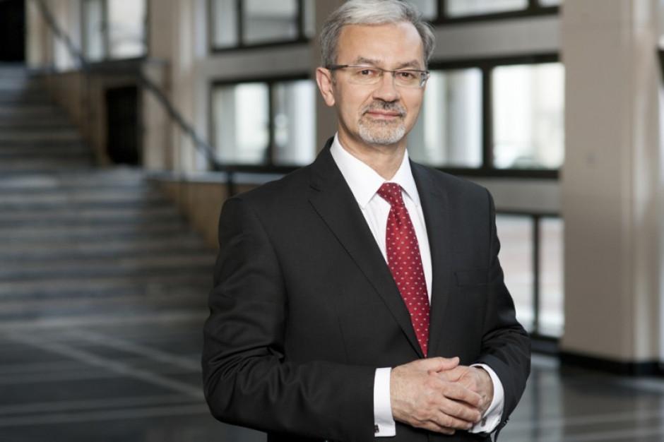 Jerzy Kwieciński: Potrzebujemy współpracy w poprzek Karpat