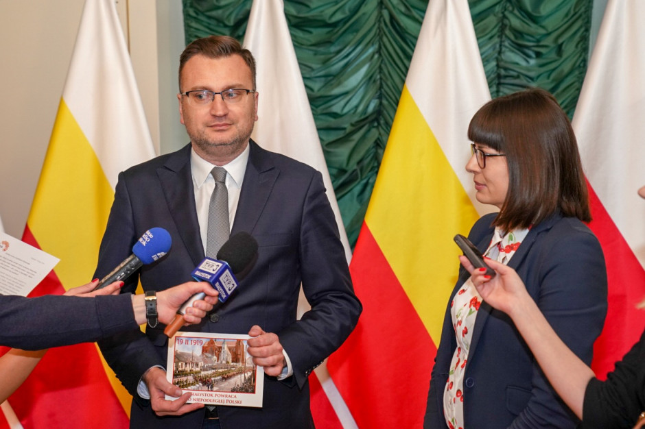 Białystok świętuje odzyskanie niepodległości