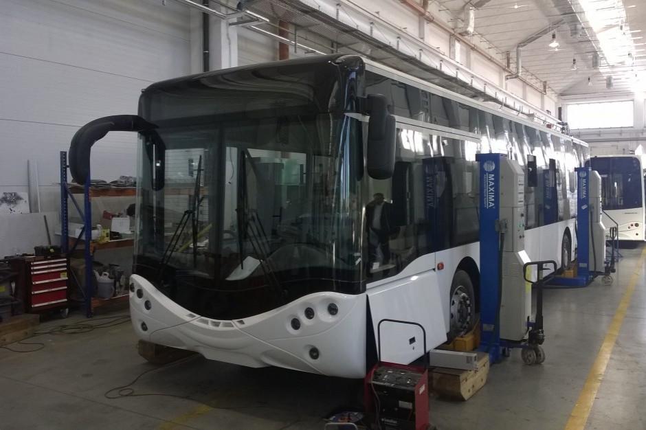 Radom. Przetarg na zakup 10 elektrycznych autobusów
