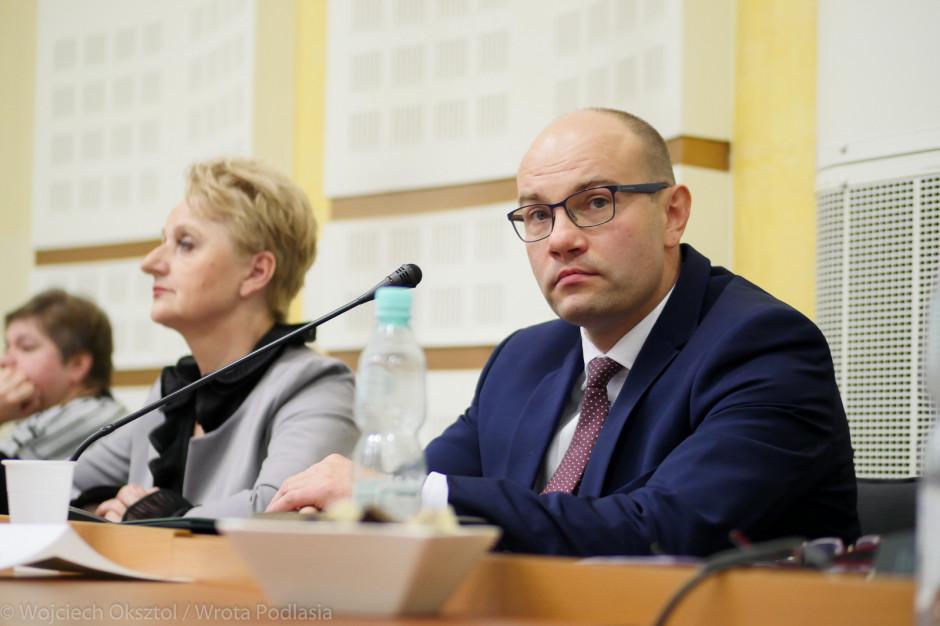 Radni Podlasia odwołali zarząd regionu. Marszałkiem został znów Artur Kosicki