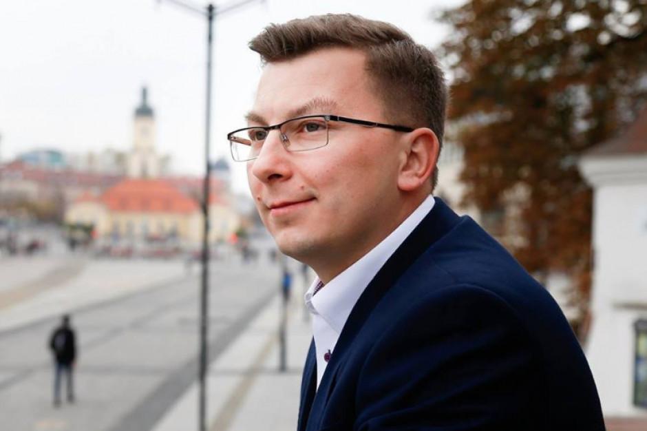 Przewodniczący Sejmiku Województwa Podlaskiego odwołany