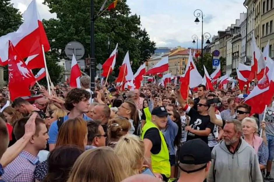 Burmistrz Hajnówki złożył zażalenie w  sprawie marszu narodowców