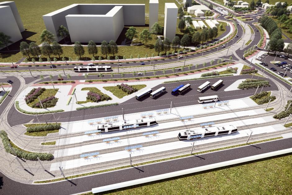 Szczecin: Ruszył przetarg na przebudowę ważnej arterii i budowę pętli