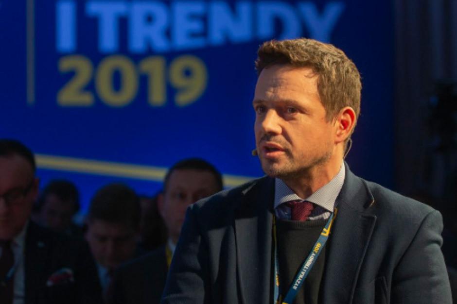 Rafał Trzaskowski skomentował spór wokół przetargu na warszawskie tramwaje