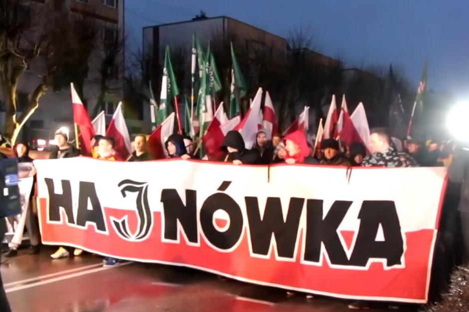 Hajnówka: Marsz narodowców jednak się odbędzie. Sąd oddalił zażalenie burmistrza