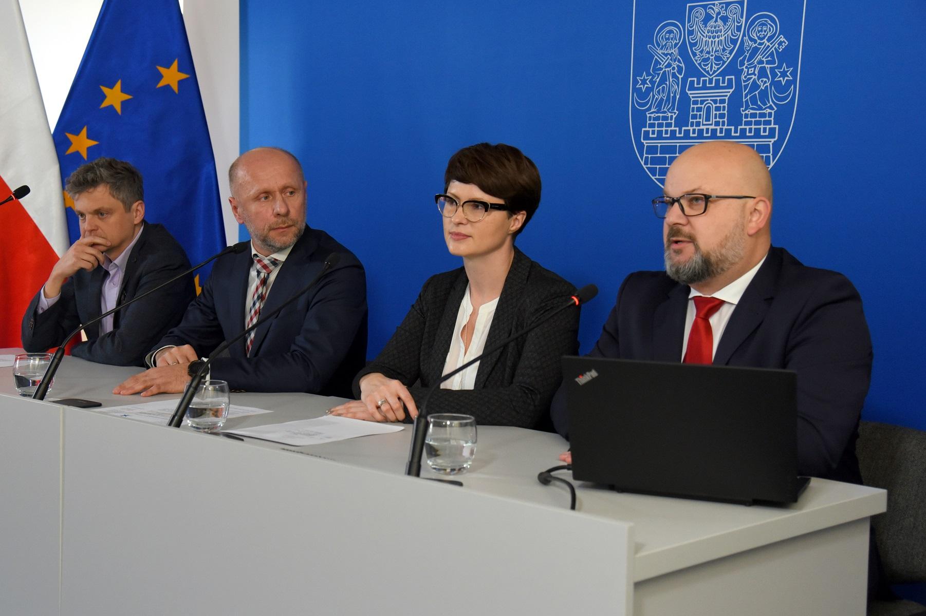 Z kontroli wynika, że Poznańska Instalacja Termicznego Przekształcania Odpadów Komunalnych (ITPOK) nie wpływa na pogorszenie jakości powietrza (fot. UMP)