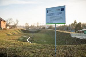 Gliwicki samorząd inwestuje w poprawę bezpieczeństwa powodziowego