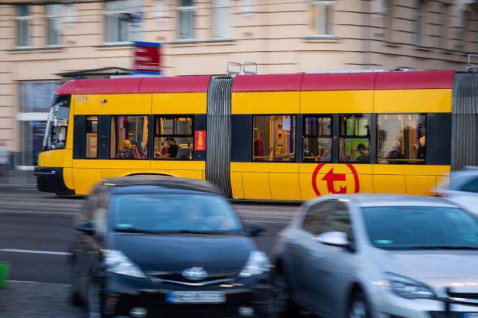 Warszawa z potężnym wzrostem pasażerów w komunikacji publicznej