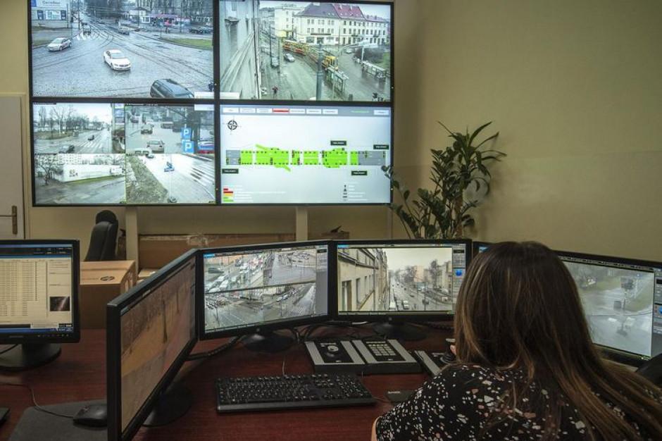 Łódź rozbudowała system monitoringu miejskiego