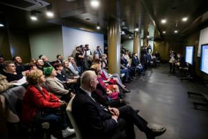Władze Radomia omówiły z mieszkańcami plan budowy Radomskiego Centrum Kultury