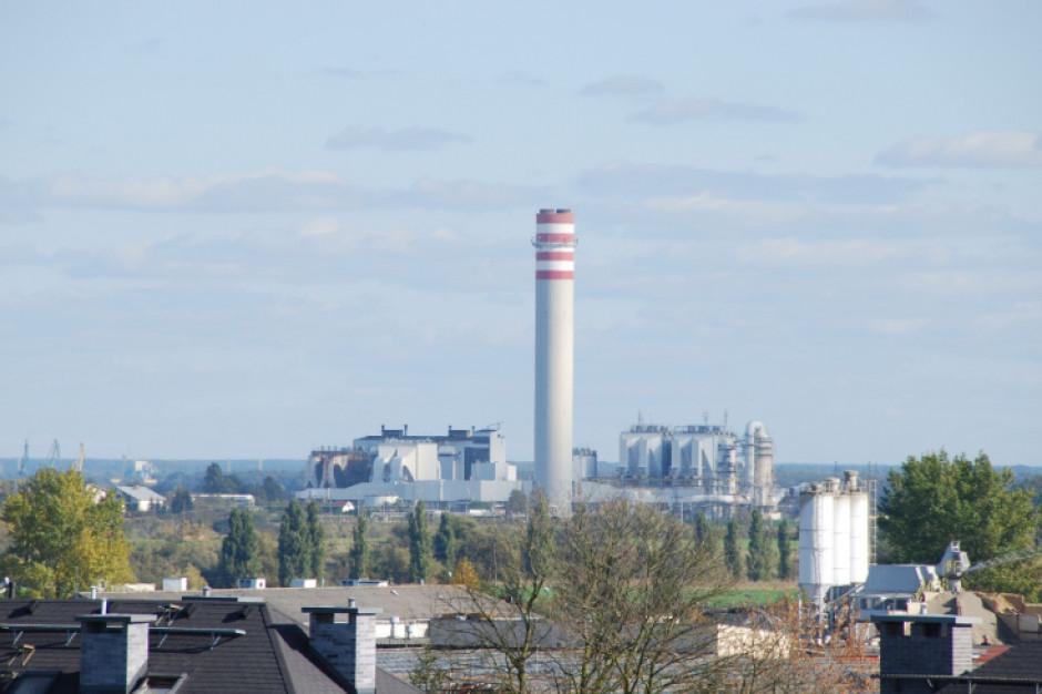 Ta inwestycja trzykrotnie zmniejszy emisję tlenków azotu szczecińskiej Elektrociepłowni Pomorzany