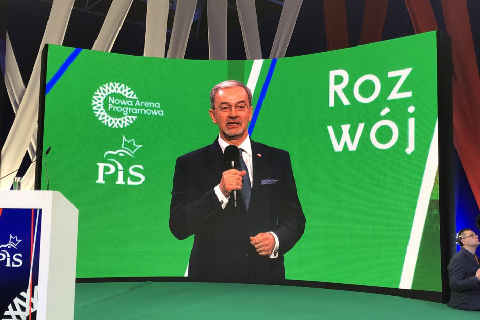 Jerzy Kwieciński: środki unijne trafiły do każdej gminy - to nasza europejskość