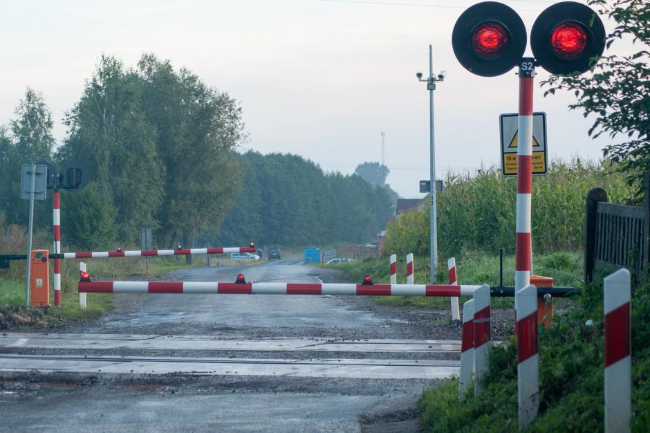 Kujawsko-Pomorskie: Przejazdy kolejowe zostaną zmodernizowane