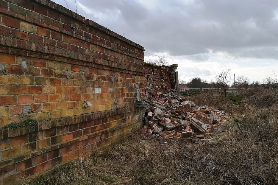 Kostrzyn nad Odrą: Bastion Król wymaga remontu