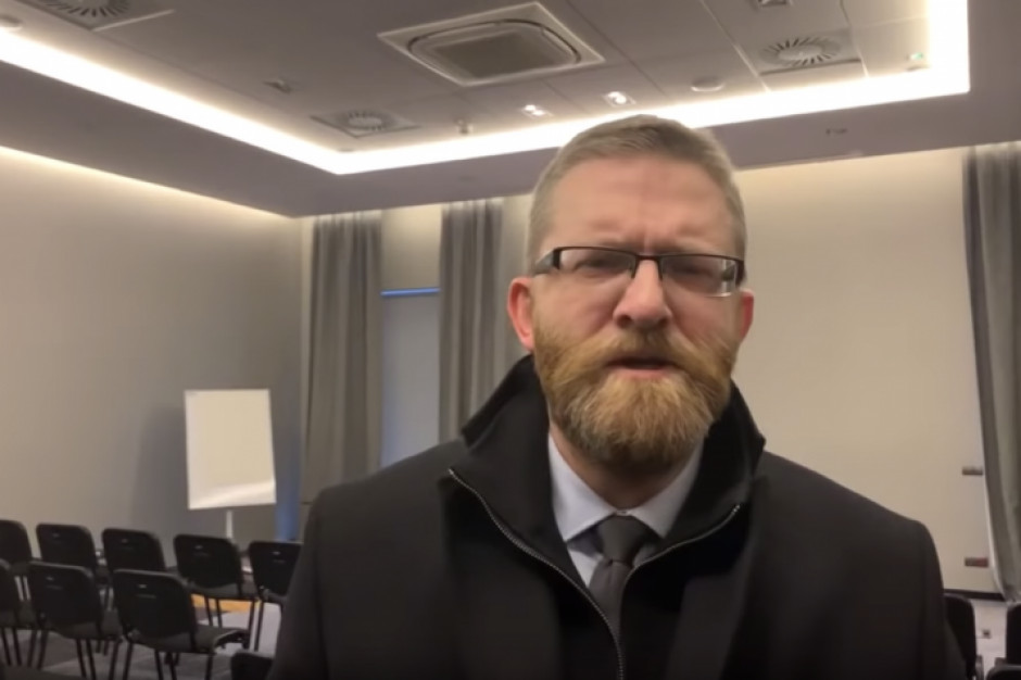 Wybory w Gdańsku. Grzegorz Braun zapowiada audyt miasta i uwłaszczenie mieszkańców