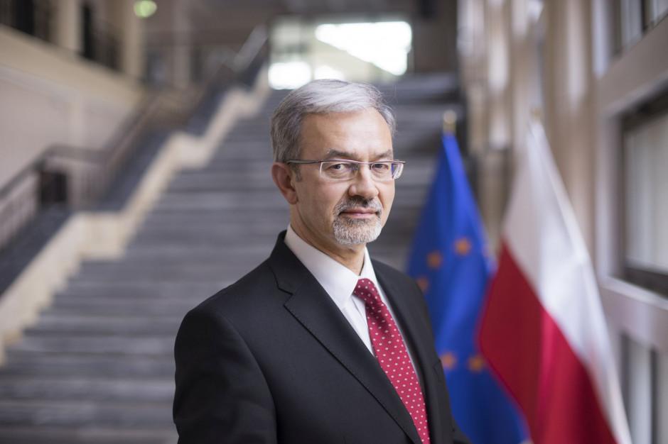 Jerzy Kwieciński: Dostępność Plus to program na miarę XXI wieku