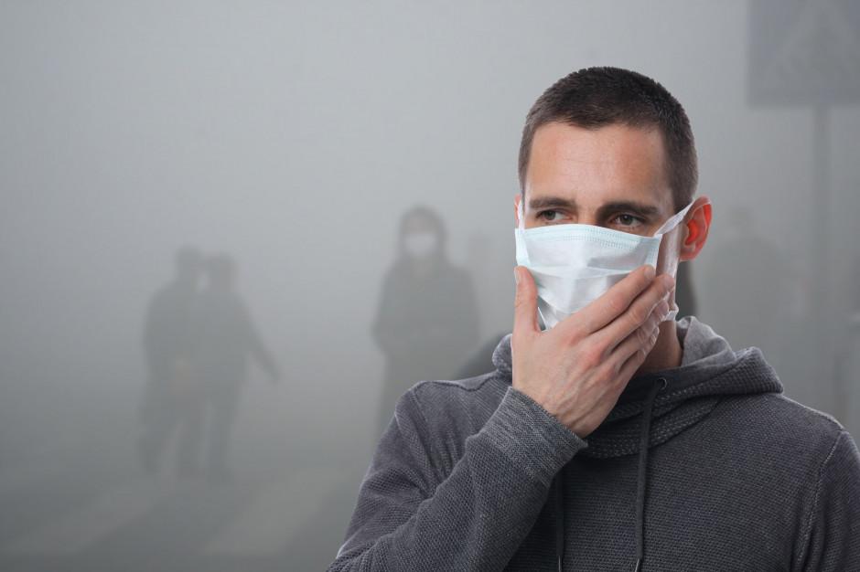 GIOŚ: Smog w woj. dolnośląskim. Jakość powietrza jest kiepska