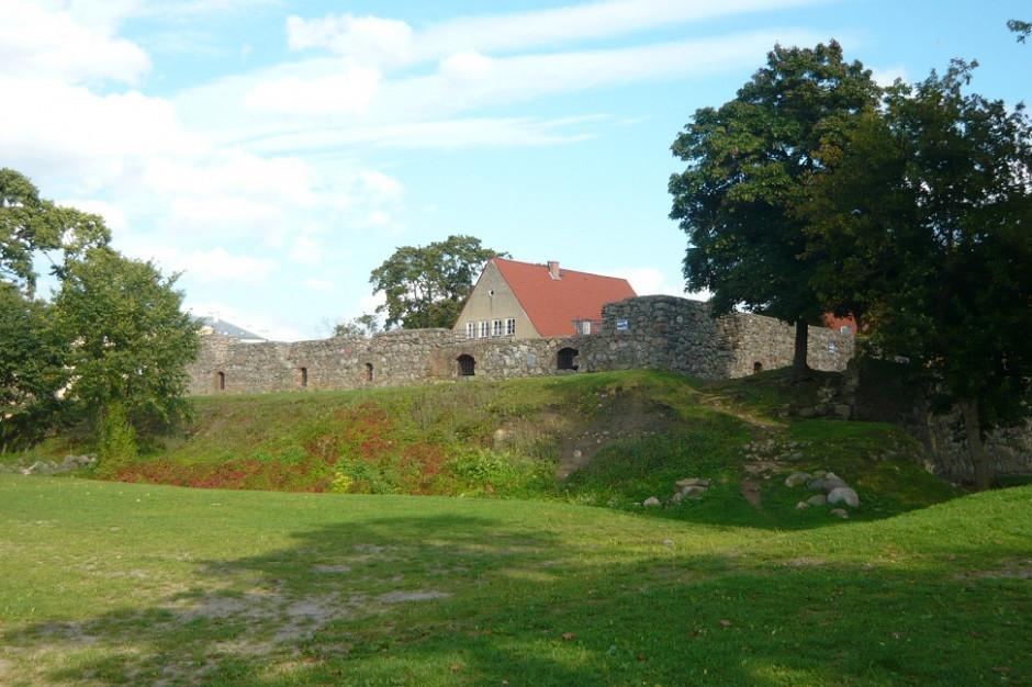 Przetarg na rewitalizację ruin zamku w Szczytnie nieważny
