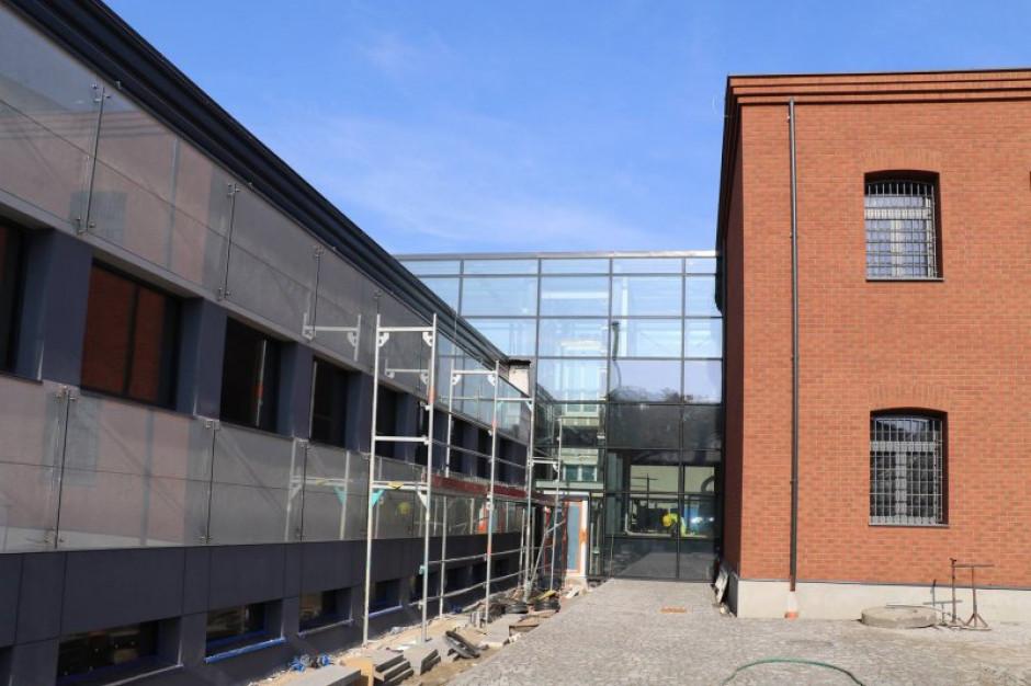 Pierwszy etap budowy Muzeum Żołnierzy Wyklętych zakończony