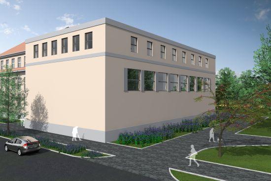 Budowa sali gimnastycznej kosztowała prawie 6,3 mln zł (fot. sp3kg.pl)