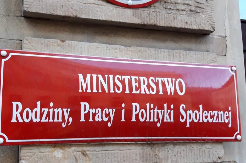 MRPiPS: od 31 stycznia gminy mogą starać się o dofinansowanie centrów usług społecznych