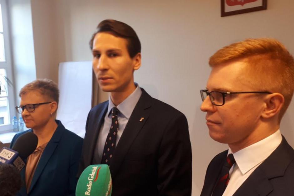 Radni PiS: W Gdańsku możemy mieć do czynienia z ustawianiem przetargów przy remontach