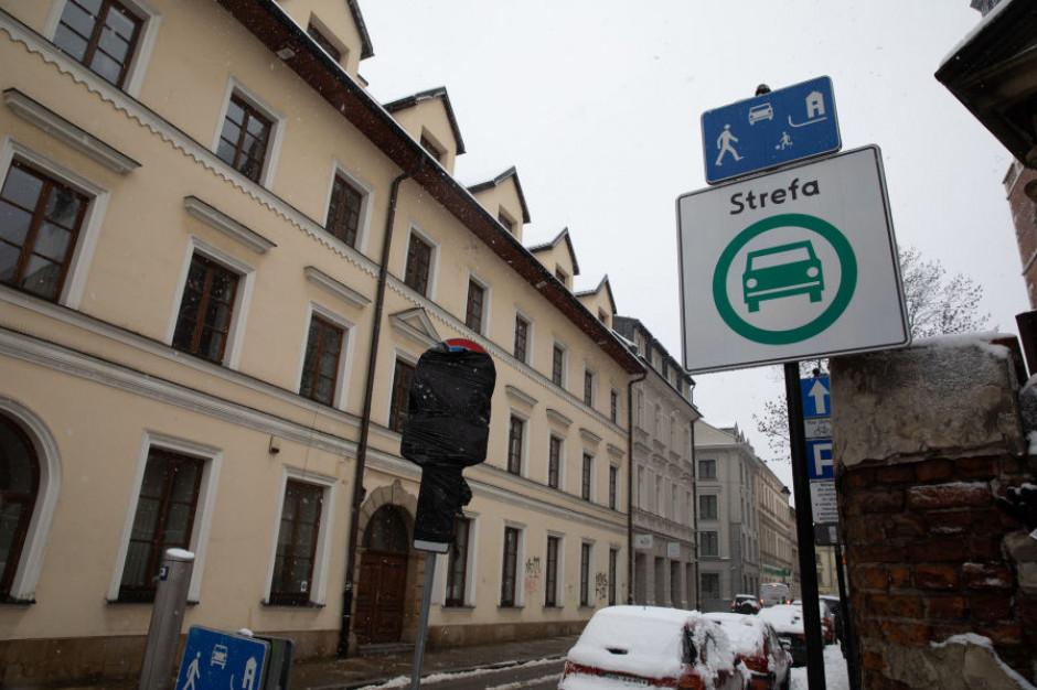 Strefy czystego transportu na Kazimierzu do zmiany