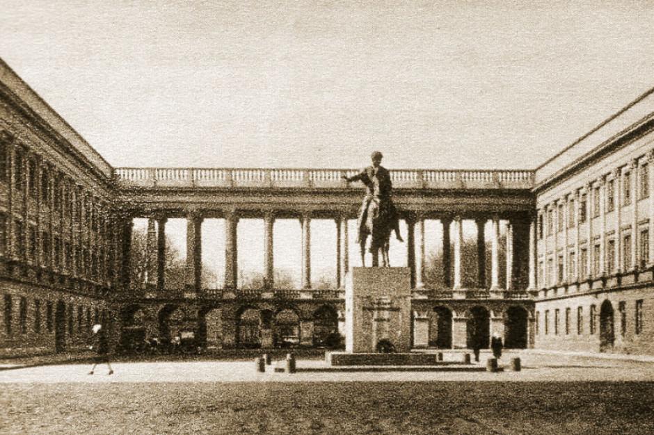 Rafał Trzaskowski i Stanisław Karczewski po spotkaniu ws. Pałacu Saskiego