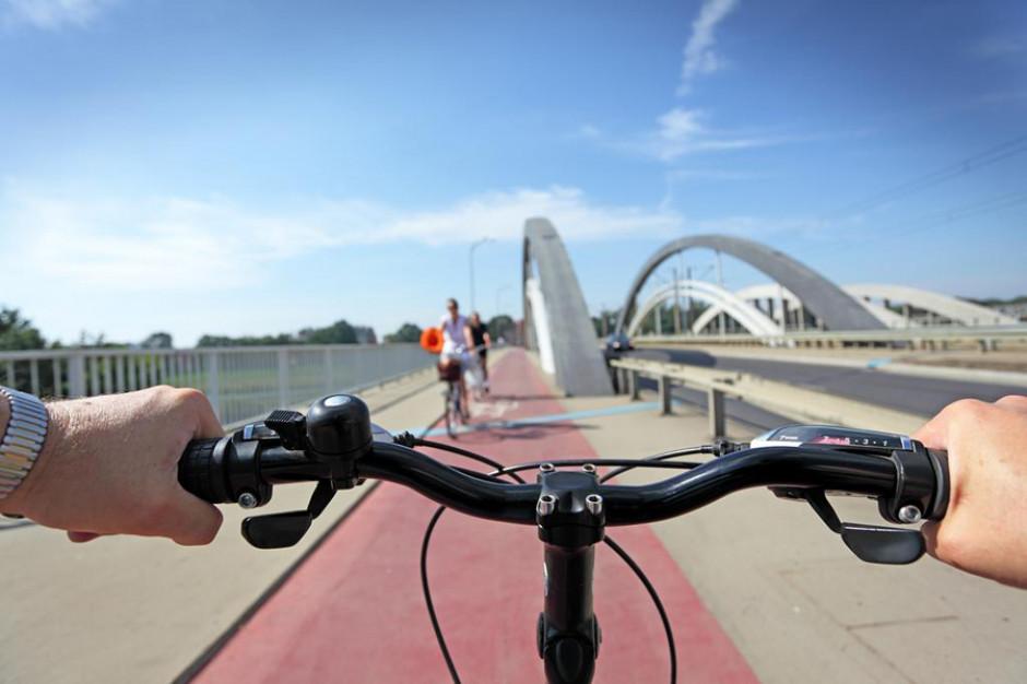 Wrocław zbuduje nowe ścieżki rowerowe