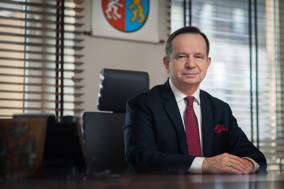 """Władysław Ortyl: """"Nie wyobrażam sobie sejmiku bez opozycji"""""""