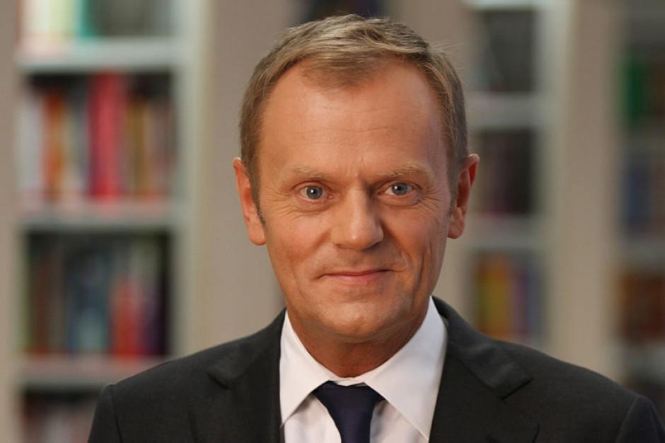 Donald Tusk poparł Aleksandrę Dulkiewicz w wyborach na prezydenta Gdańska