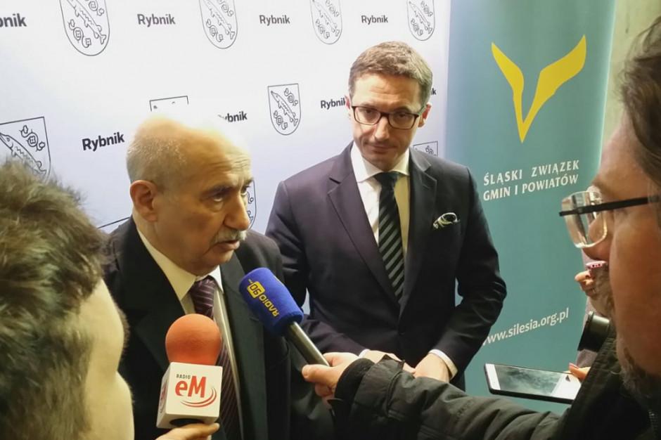 Prezydenta Bielska-Białej zastąpił Piotr Kuczera. Nowy szef Śląskiego Związku Gmin i Powiatów
