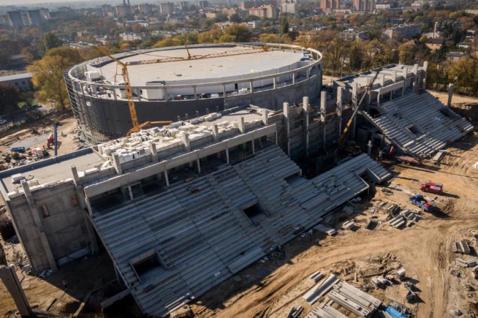 Problemy z budową Radomskiego Centrum Sportu. Będzie nowy przetarg