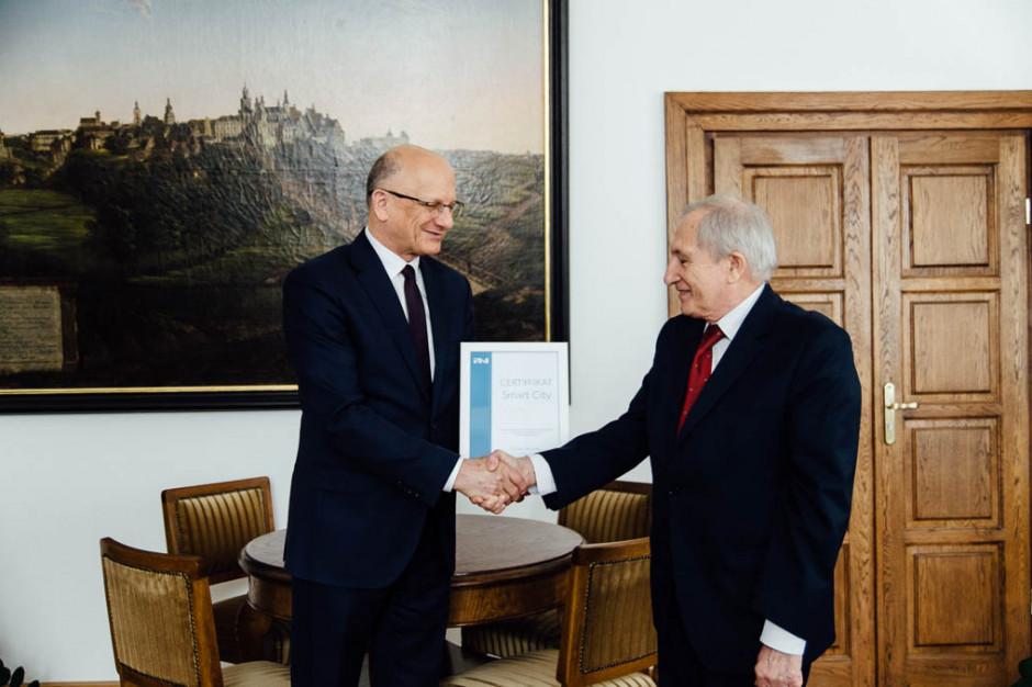 Lublin dołączył do miast z certyfikatem Smart City
