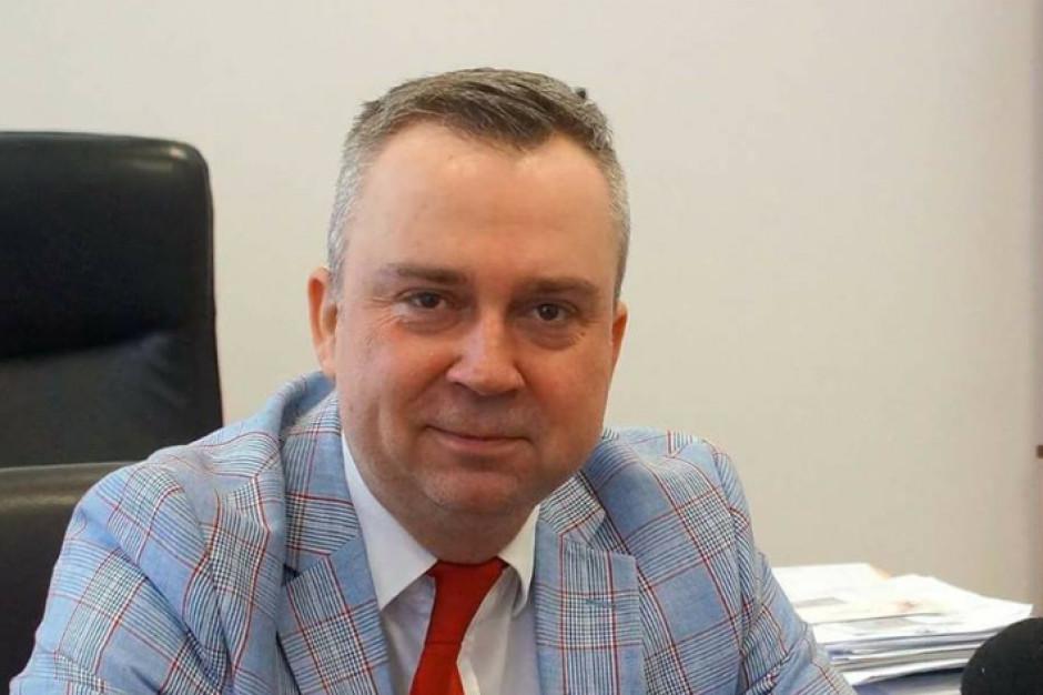 Piotr Woźniak, przewodniczący struktur SLD w Opolu będzie reprezentantem w wyborach do Parlamentu Europejskiego