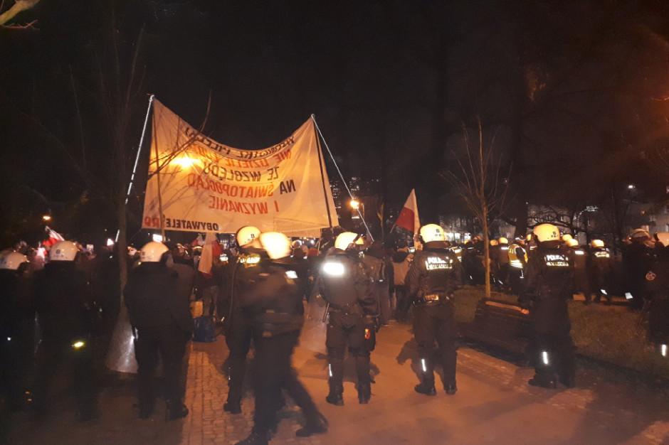 Wrocławski magistrat rozwiązał marsz narodowców
