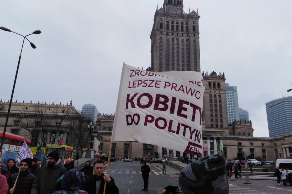 XX Warszawska Manifa na ulicach stolicy