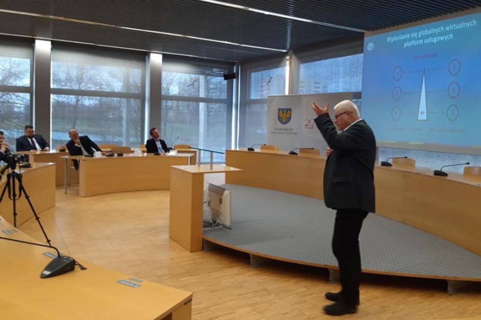 Jerzy Hausner o przyszłości regionu opolskiego