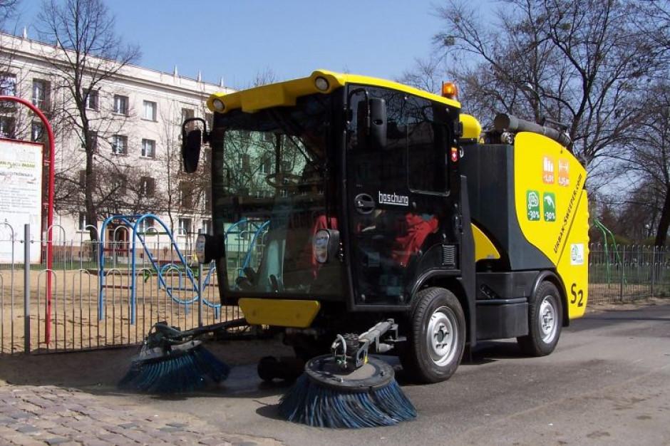Radom: Ruszyło pozimowe sprzątanie ulic