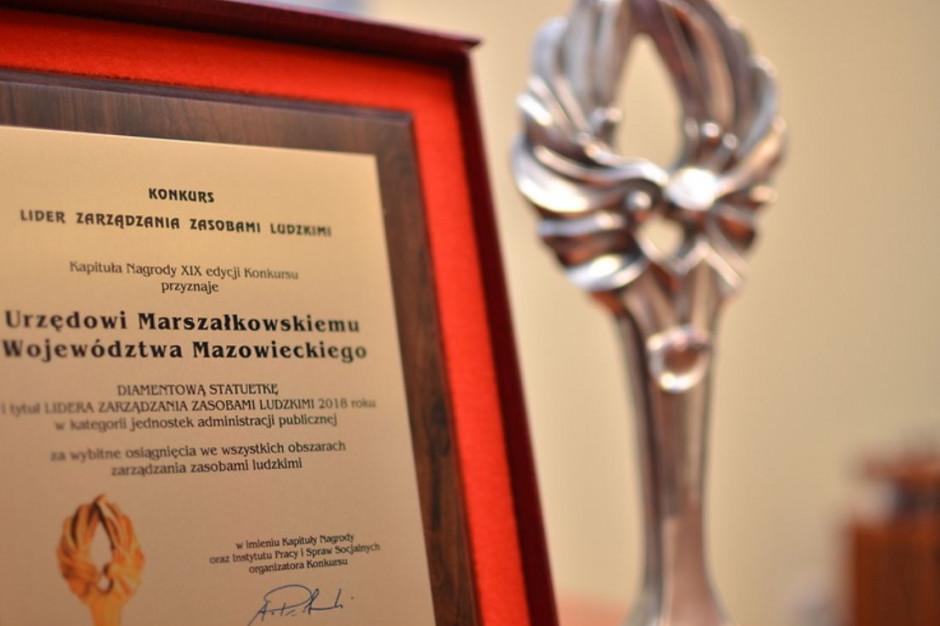 Urzędy marszałkowskie wśród liderów zarządzania