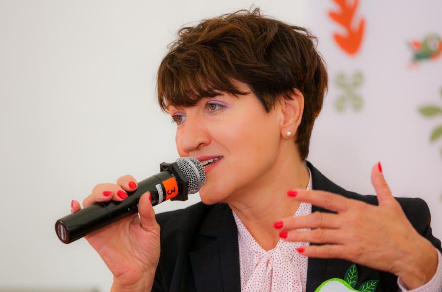 Elżbieta Anna Polak (fot. Urząd Marszałkowski Województwa Lubuskiego)