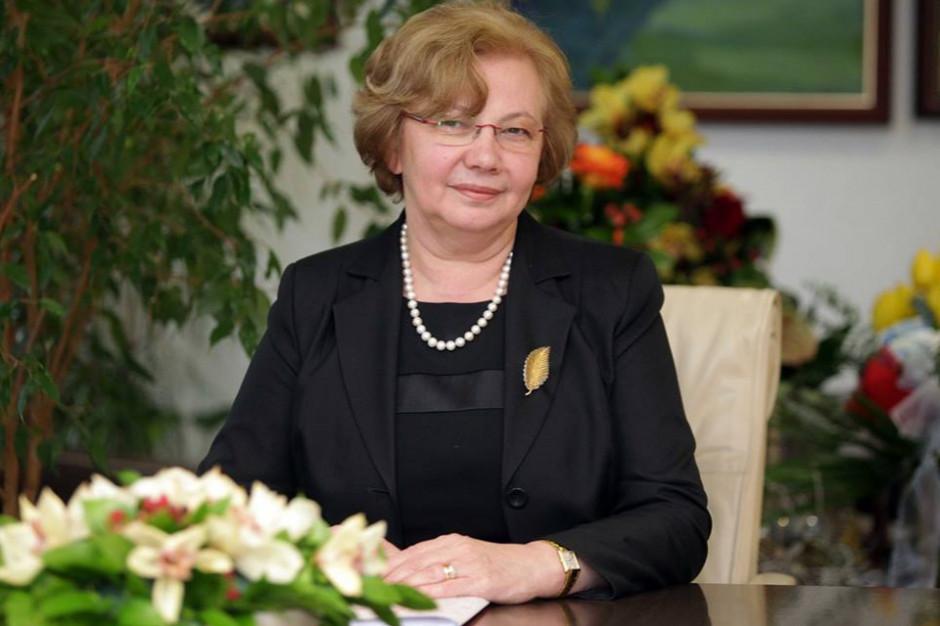 Małgorzata Mańka-Szulik (fot. Facebook/Małgorzata Mańka-Szulik)