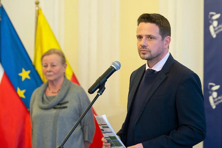 Rafał Trzaskowski ogłosił, które ulice będą miały nowych patronów