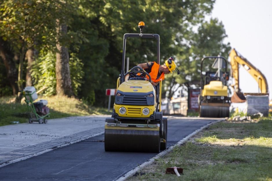 Gdańsk buduje nowe trasy rowerowe