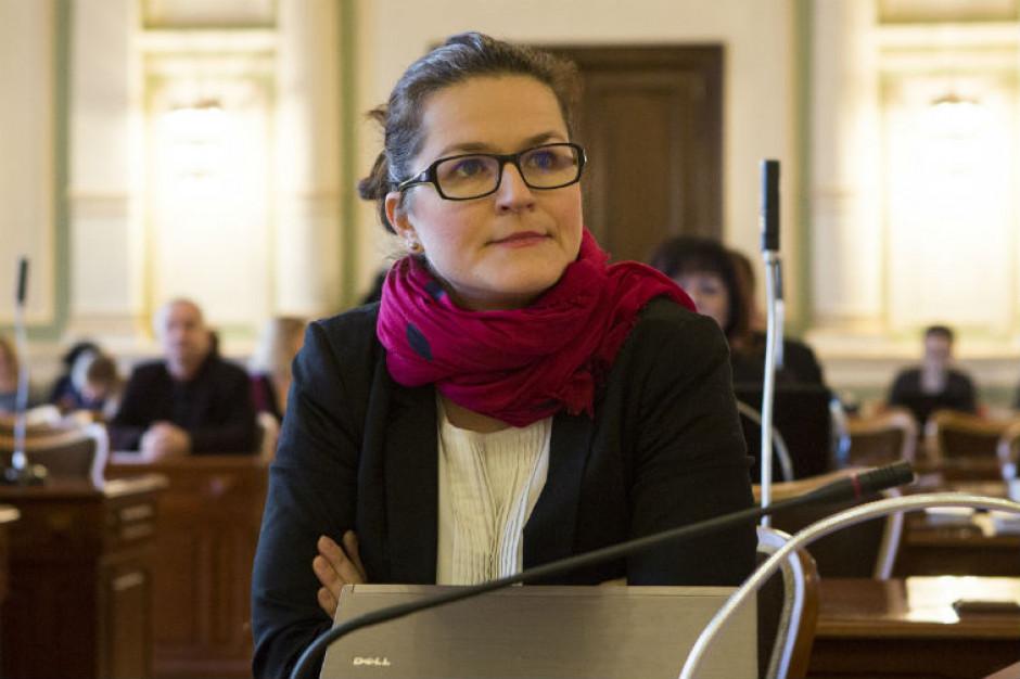 Aleksandra Dulkiewicz: Podporządkuję się każdej decyzji rady miasta