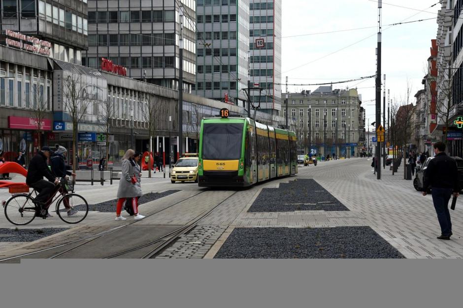 Poznań: Zakończono przebudowę ul. Święty Marcin
