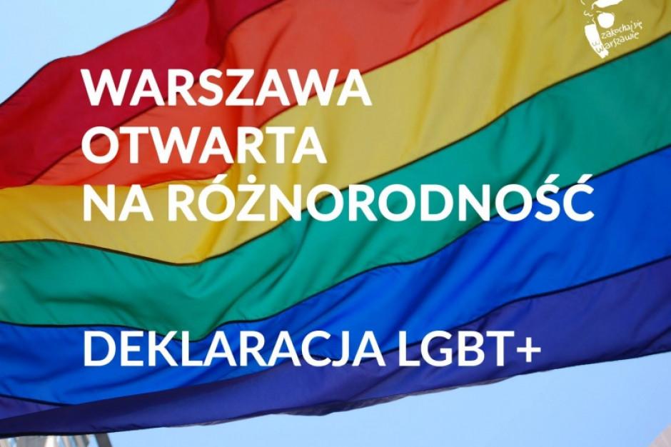 Biskupi: Deklaracja LGBT Plus sprzeczna z prawem oświatowym i przekonaniami