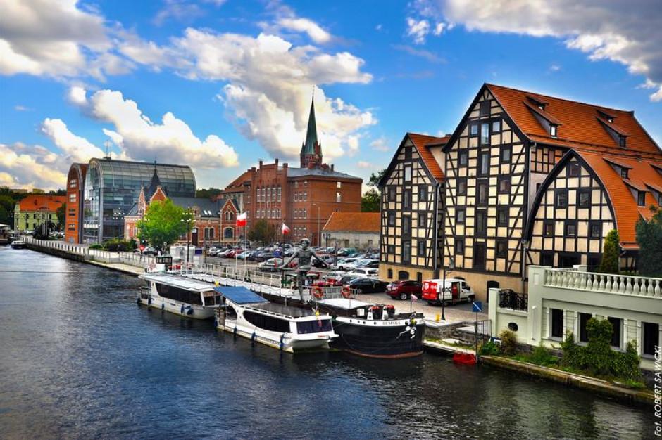 Bydgoszcz: Ruszył przetarg na renowację zabytkowych spichrzy