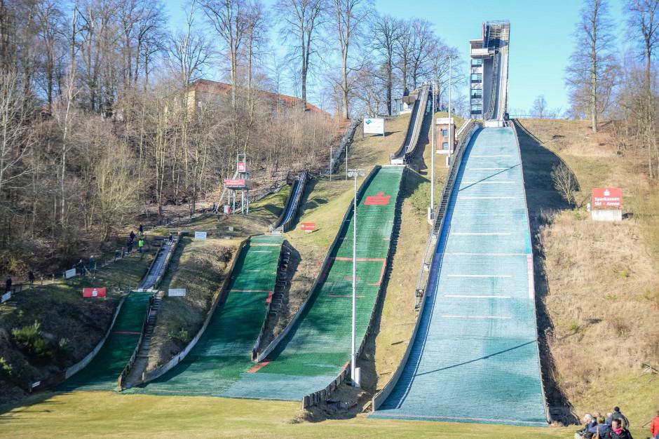 Witnica nawiązała współpracę z Bad Freienwale w sprawie skoków narciarskich
