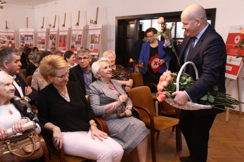 Płockie PCK obchodziło jubileusz 100-lecia działalności